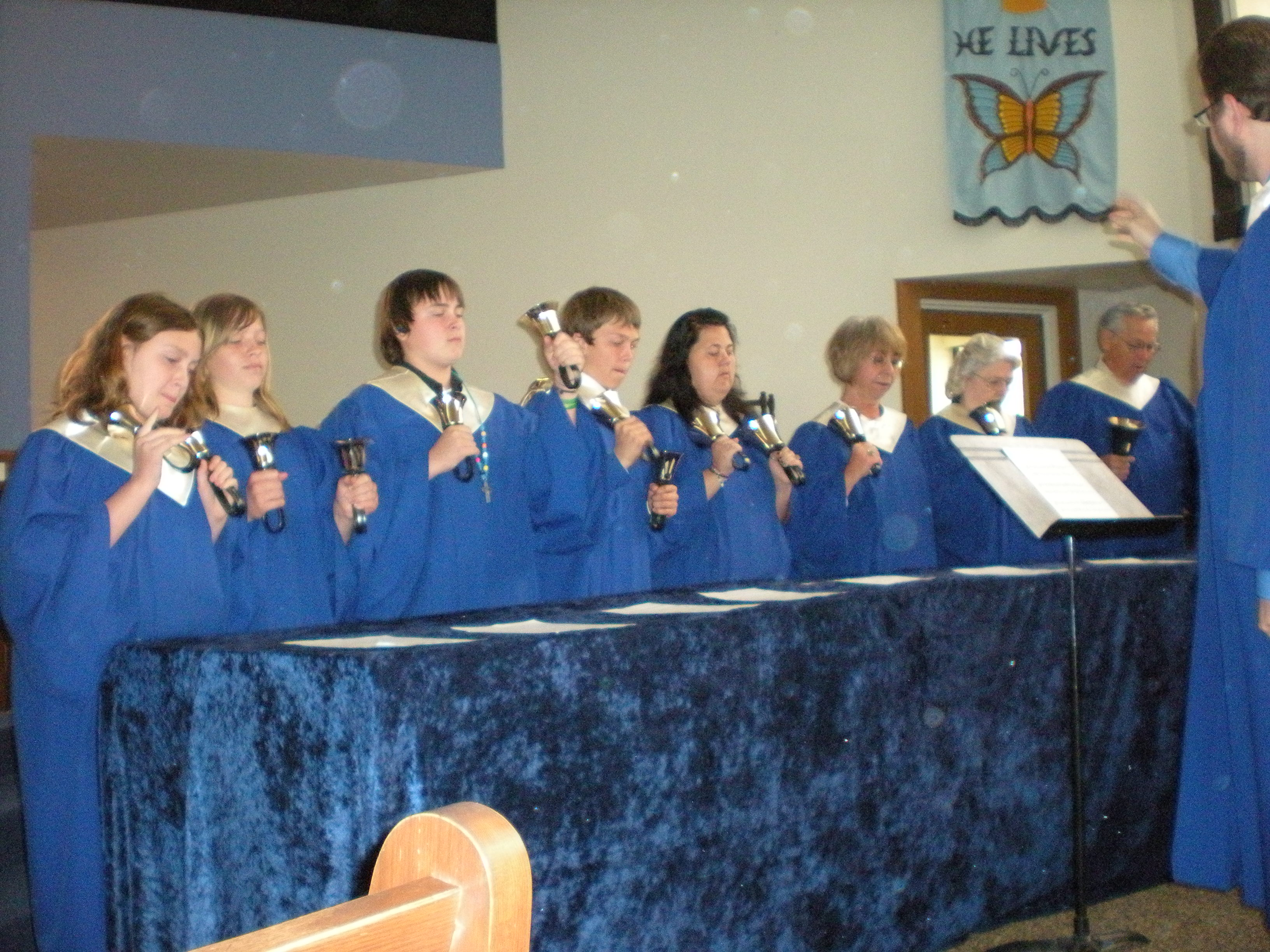 Faith Bell Choir